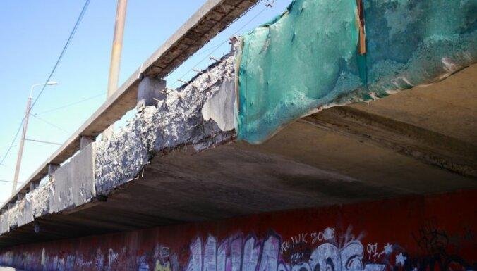 В июне Островной мост закроют на ремонт