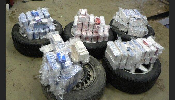 Пограничники задержали 468 контрабандистов