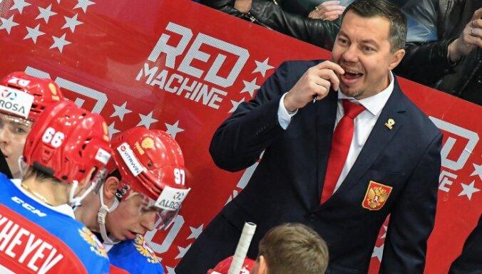 Сборная России по хоккею уступила Чехии и осталась без побед на третьем этапе Евротура