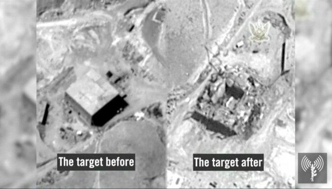 Картинки по запросу израиль разбомбил ядерный реактор