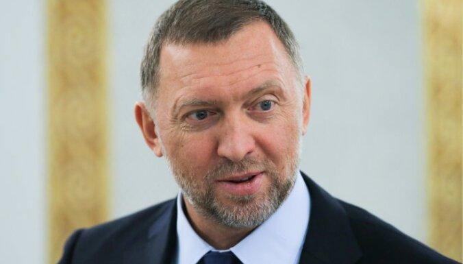 ЕС призывает Конгресс США поддержать снятие санкций с фирм Дерипаски