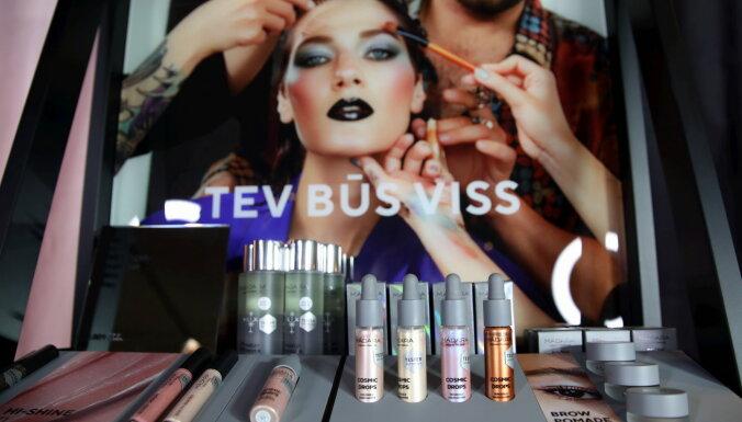 'Madara Cosmetics' koncerna apgrozījums pirmajā pusgadā pieaudzis par 47%