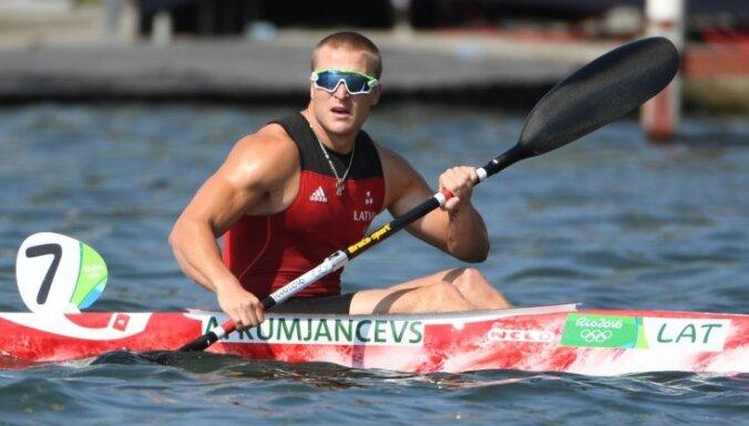 Латвийский гребец Румянцев завоевал бронзовую медаль чемпионата мира