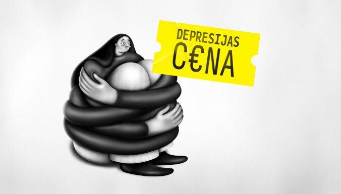 Aizdomas par depresiju? Kur un kā saņemt valsts apmaksātu palīdzību