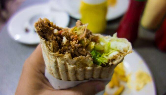 Государственный язык и гигиена. В Риге закрыты две закусочные Pakistānas kebabs