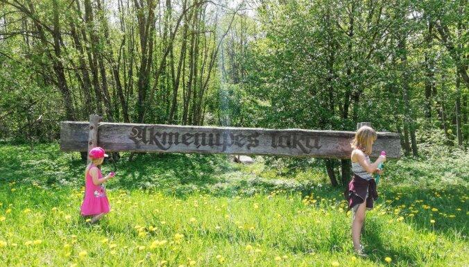Sēlijas pieturvieta piedzīvojumu meklētājiem: Akmeņupes dabas taka Bebrenē