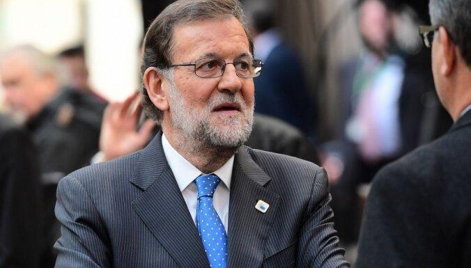 """Премьер Испании в Барселоне призвал остановить """"сепаратистский хаос"""""""