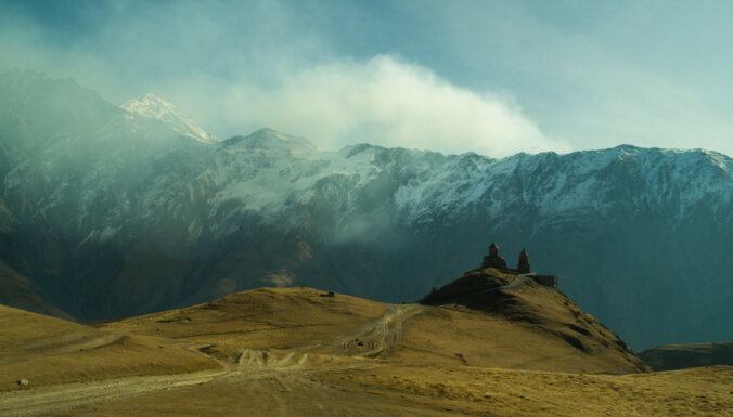 Slēpošana Gruzijā. Kuru no četriem kalnu kūrortiem izvēlēties?