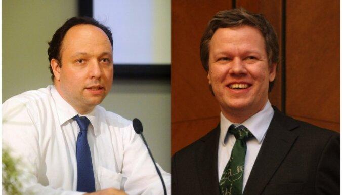 Zinātnieki Kaščejevs un Ambainis jaunajā partijā nestāsies