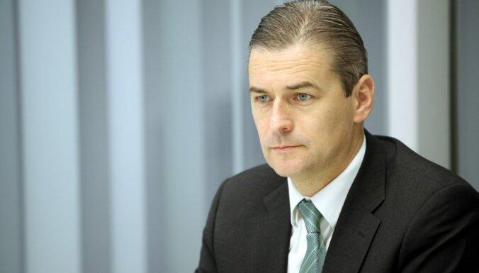 Бондарс пояснил причины ухода с поста председателя ЛОР