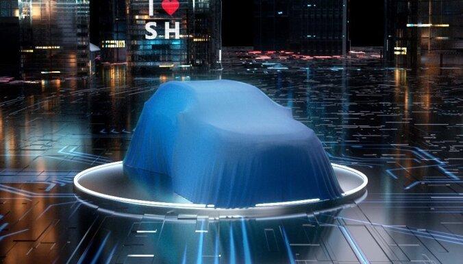 'Toyota' savu simtprocentīgi elektrisko apvidnieku prezentēs aprīlī