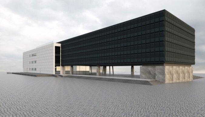 В Риге начинается строительство мемориала памяти жертв советской оккупации
