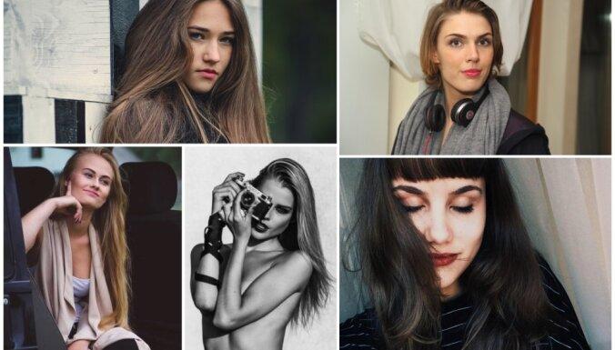 Pieci slaveni Latvijas vīri un viņu daiļās meitas