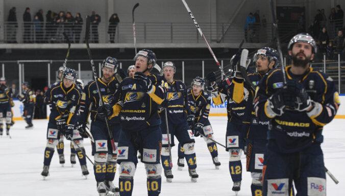 В чемпионате Латвии будет играть нападающий с опытом игры в НХЛ и КХЛ