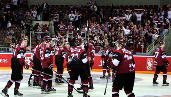latvija hokejs