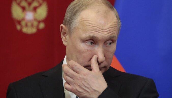 Путин заявил, что Россия должна избежать истории СССР, прописавшего в законе право республик на выход