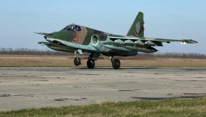 """Россия пригрозила считать """"воздушными целями"""" самолеты США над Сирией"""