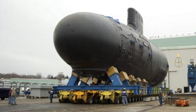 Американцы построят глубоководные всплывающие хранилища