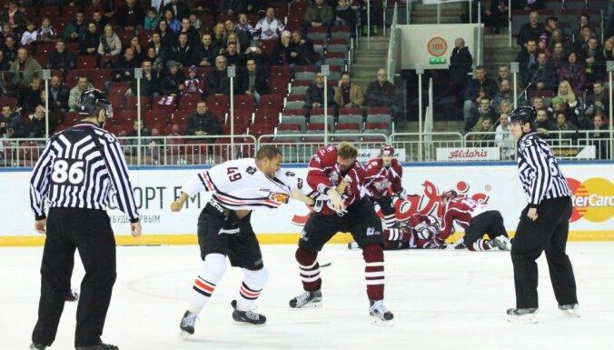 Rīgas Dinamo - Amur