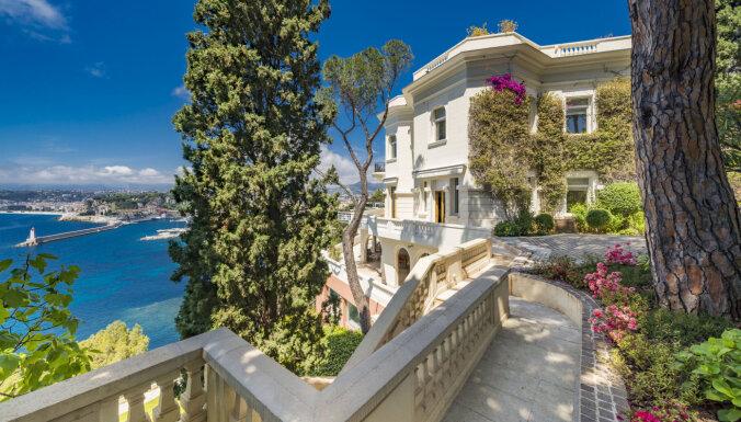 ФОТО, ВИДЕО: Вилла Шона Коннери на юге Франции с роскошным видом на море