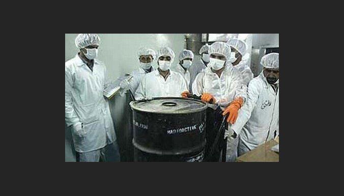 IAEA: Irāna mēģinājusi izstrādāt atomieročus