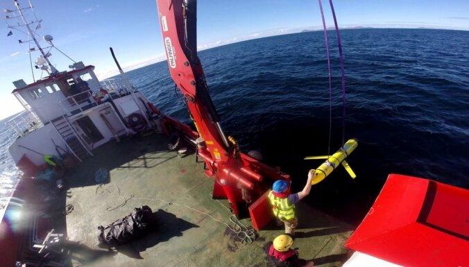 Ķīna atdevusi no amerikāņu degungala sagrābto zemūdens dronu