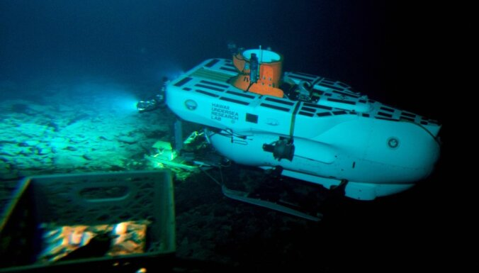 Зафиксирована крупнейшая в истории подводная катастрофа