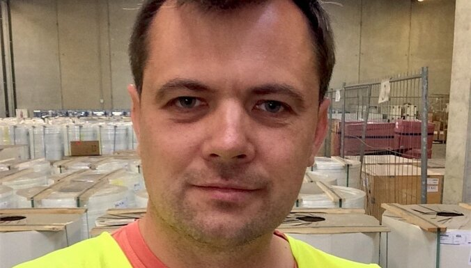 Haralds Ludbāržs: No uzņēmēja par skroderi jeb valsts budžeta caurumu lāpīšana