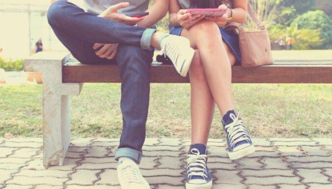 Исследование: латвийская молодежь стала более вежливой в цифровой среде