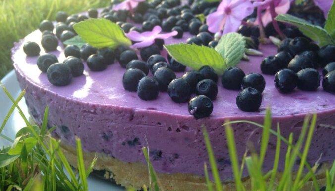 10 garšīgas melleņu kūkas – gan iesācējiem, gan lietpratējiem