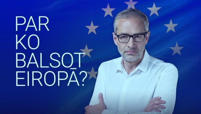 DELFI un Domburs piedāvā 'Par ko balsot Eiropā?' – interviju un debašu ciklu pirms Eiropas Parlamenta vēlēšanām