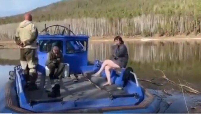 Video: Irkutskas apgabalā vietējie vaino ierēdņus mežu ļaunprātīgā dedzināšanā