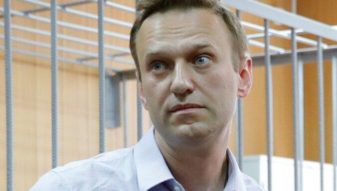 Алексей Навальный госпитализирован