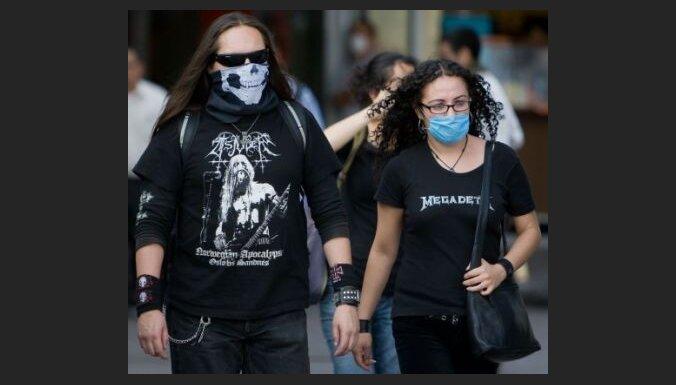 Meksika ievieš stingrus pasākumus cīņā pret cūku gripu
