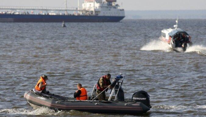 Atrasti visi 122 bojāgājušie pasažieru kuģa 'Bulgarija' katastrofā Volgas upē