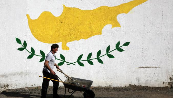 Kipra strīda ar Turciju dēļ bloķē vienotu ES sankciju pret Baltkrieviju pieņemšanu