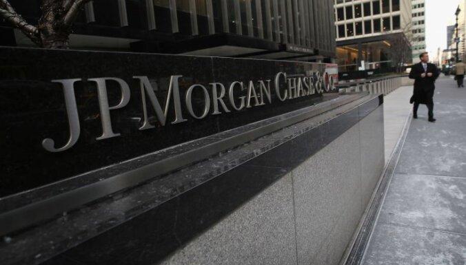 Kārtējais 'JP Morgan' baņķieris dara sev galu pašnāvībā