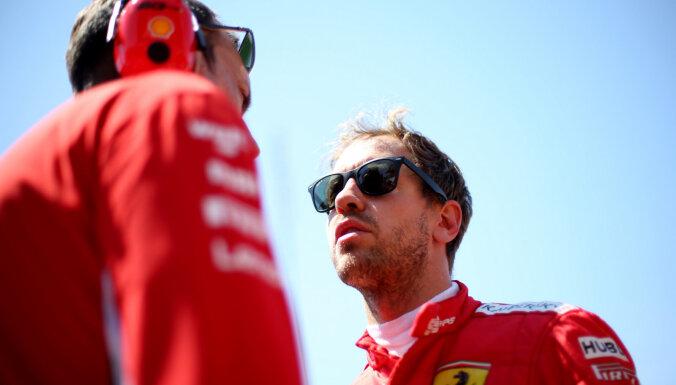 'Ferrari' atceļ plānus iesniegt apelāciju par piešķirto sodu Fetelam