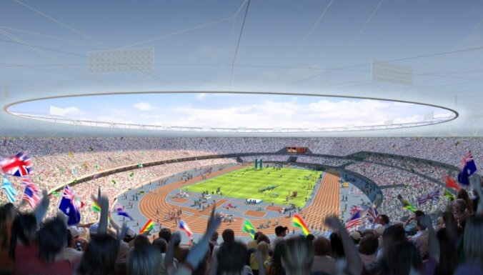 России предсказали победу по числу медалей на Олимпиаде-2012