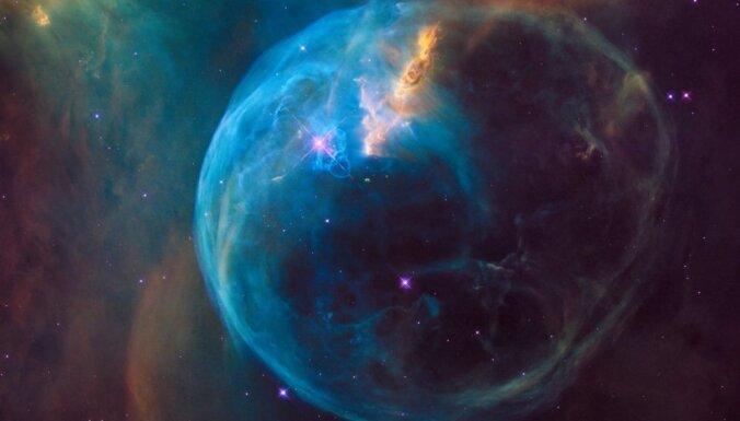 К Хэллоуину НАСА опубликовало записи жутких звуков из космоса