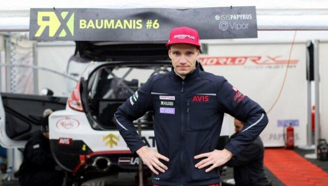 Jānis Baumanis aizvada sezonas pēdējo 'World RX' posmu Argentīnā