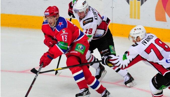 КХЛ: Дацюк, Овечкин и Радулов выдали шоу-матч