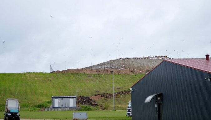 'Getliņi EKO' plāno celt biomasas pārstrādes rūpnīcu ar 150 000 tonnu jaudu gadā