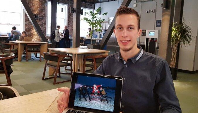 Latvijas uzņēmumi Silīcija ielejā: ar dronu paceļ gaisā 100 kg