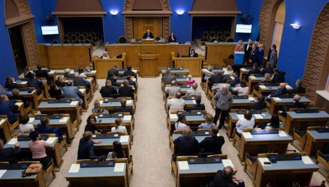 Igaunijas parlaments vēl jauno valsts prezidentu