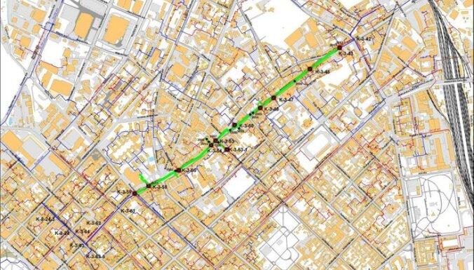 В Риге начат масштабный ремонт теплосетей: какие улицы он затронет