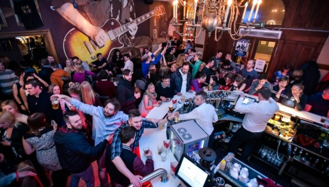 Foto: Latvijas 1. Rokkafejnīca ar vērienu nosvin trešo jubileju