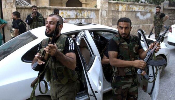 Sīrijas krīze: kaimiņvalstu loma konfliktā
