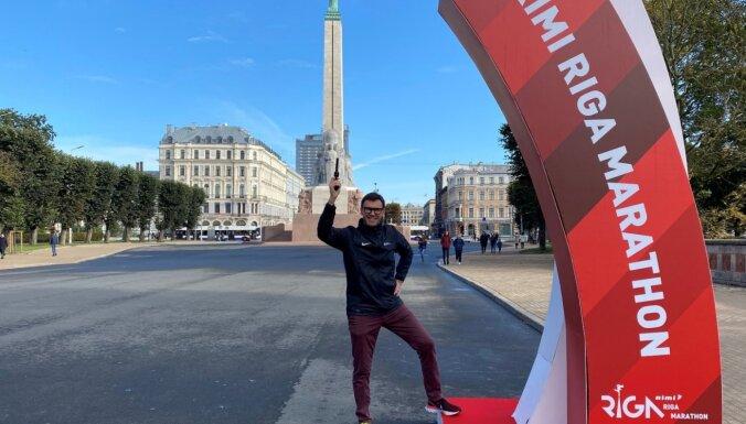 'Rimi' Rīgas maratons norisinās virtuāli