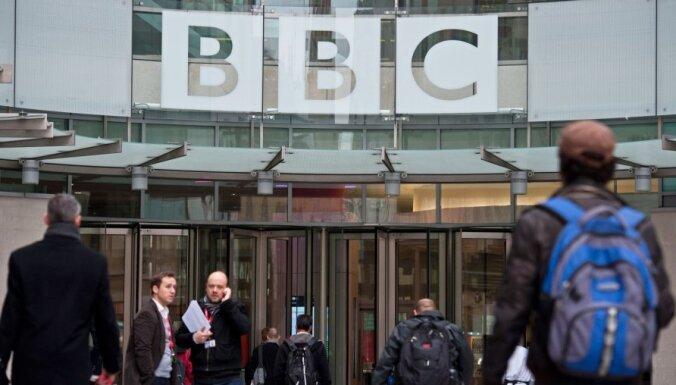 DP neierosinās kriminālprocesu par rīcību ar Latvijas simboliem BBC filmā